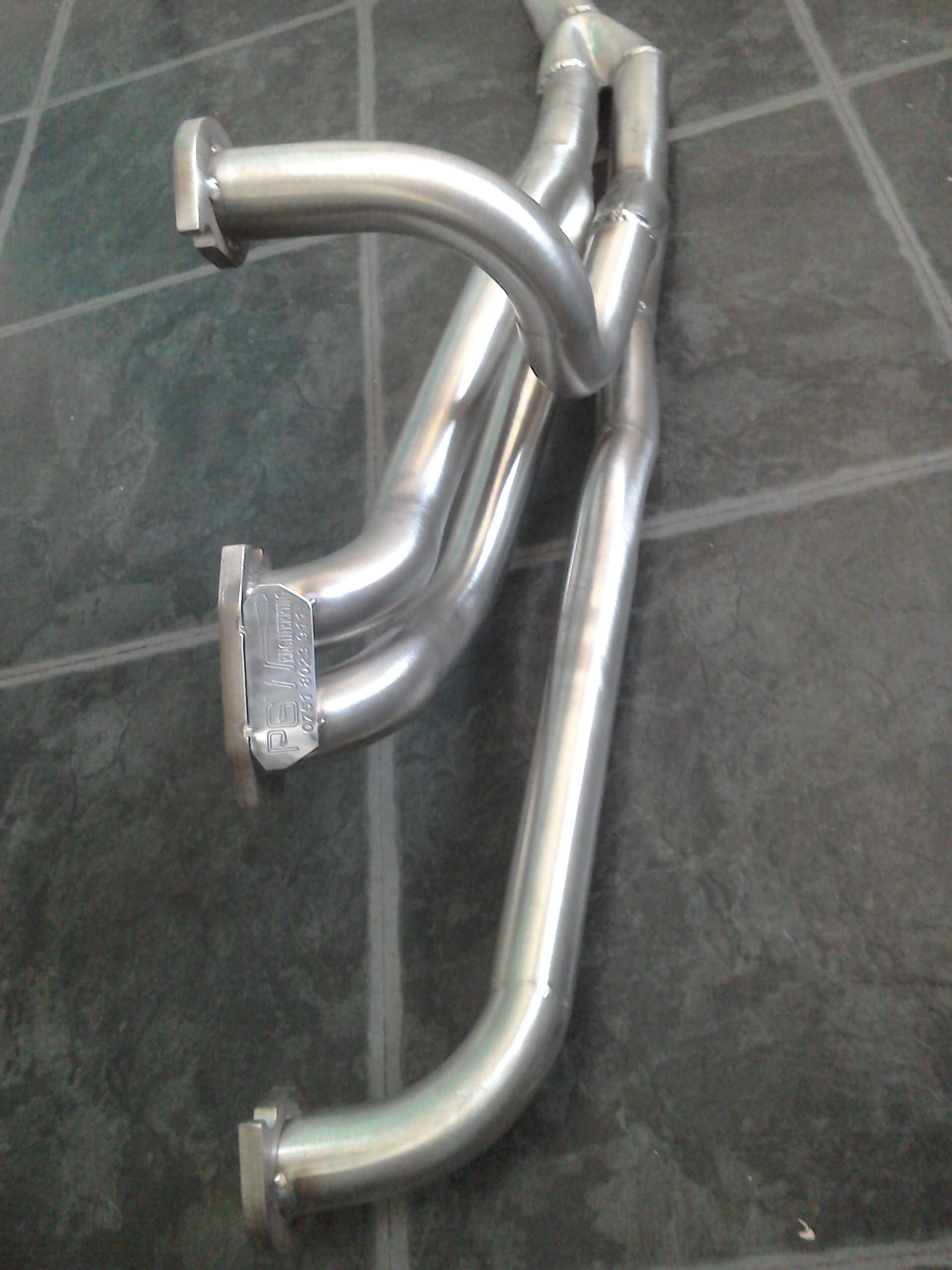 GT Exhaust Manifold in stainless steel