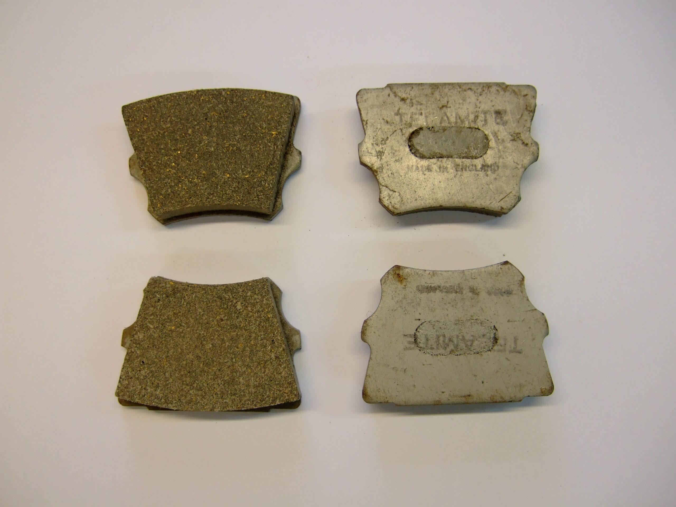Front Brake Pads (complete set)