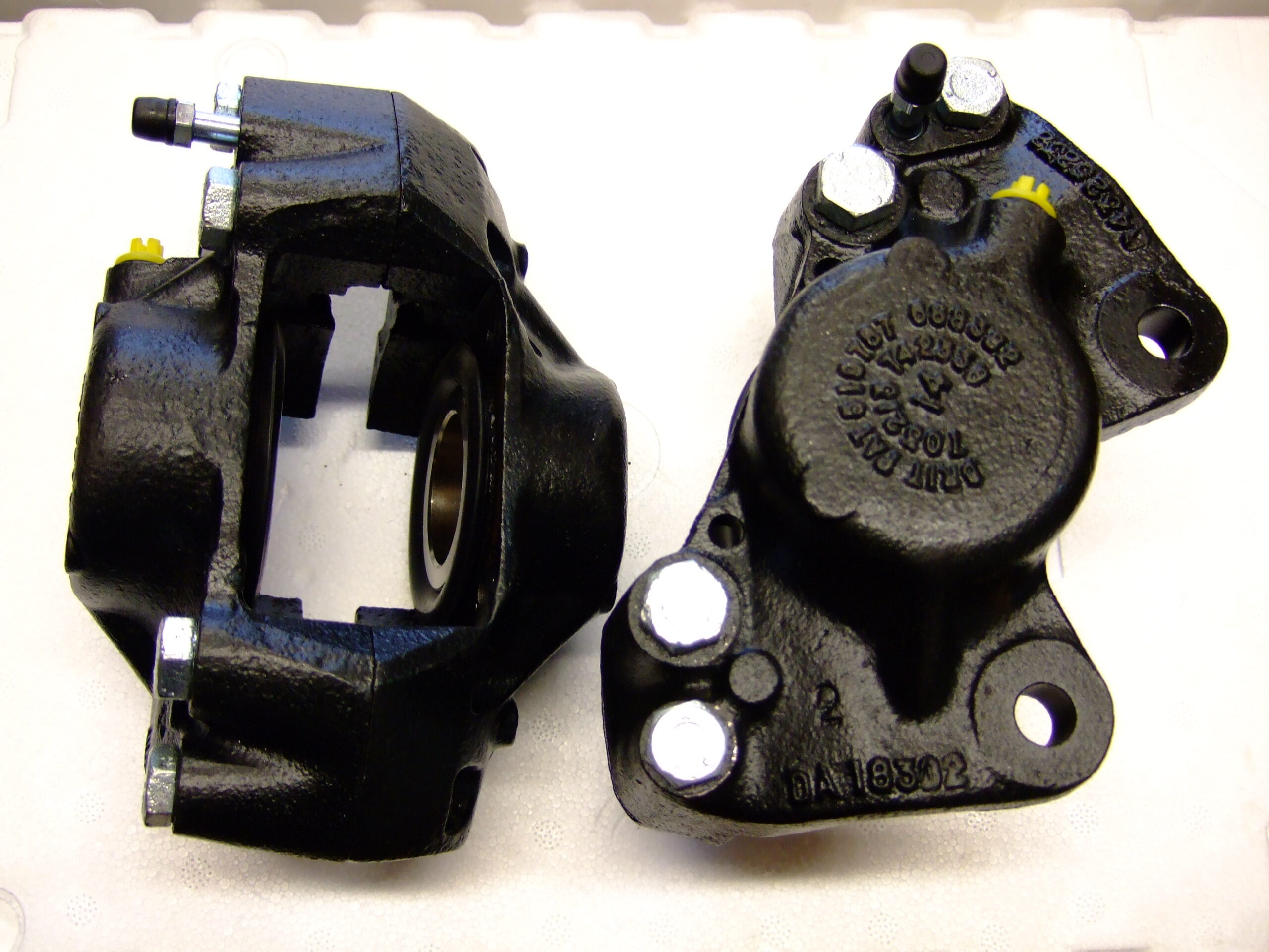 Brake calipers (pair)