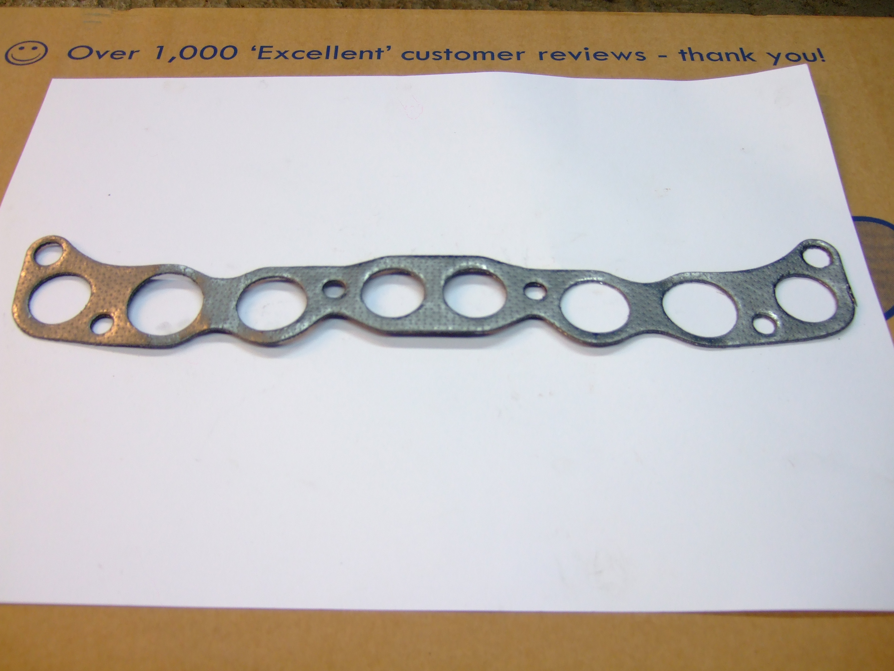 Inlet & Exhaust manifold gasket