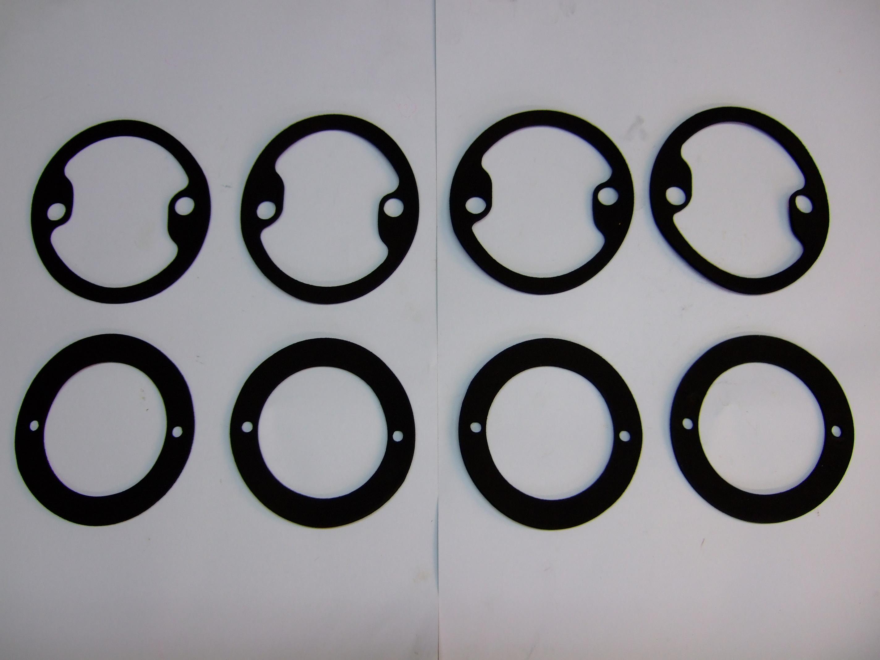 Rear lights gasket set
