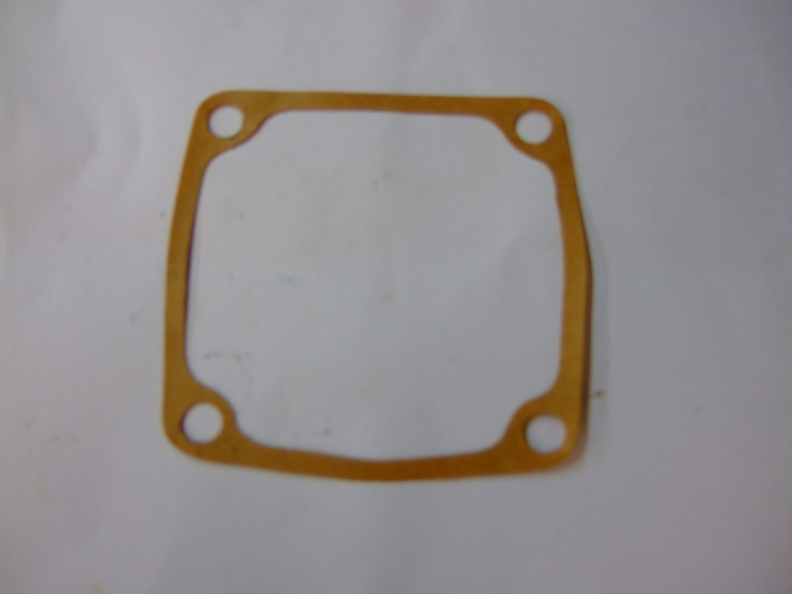 Steering box top gasket