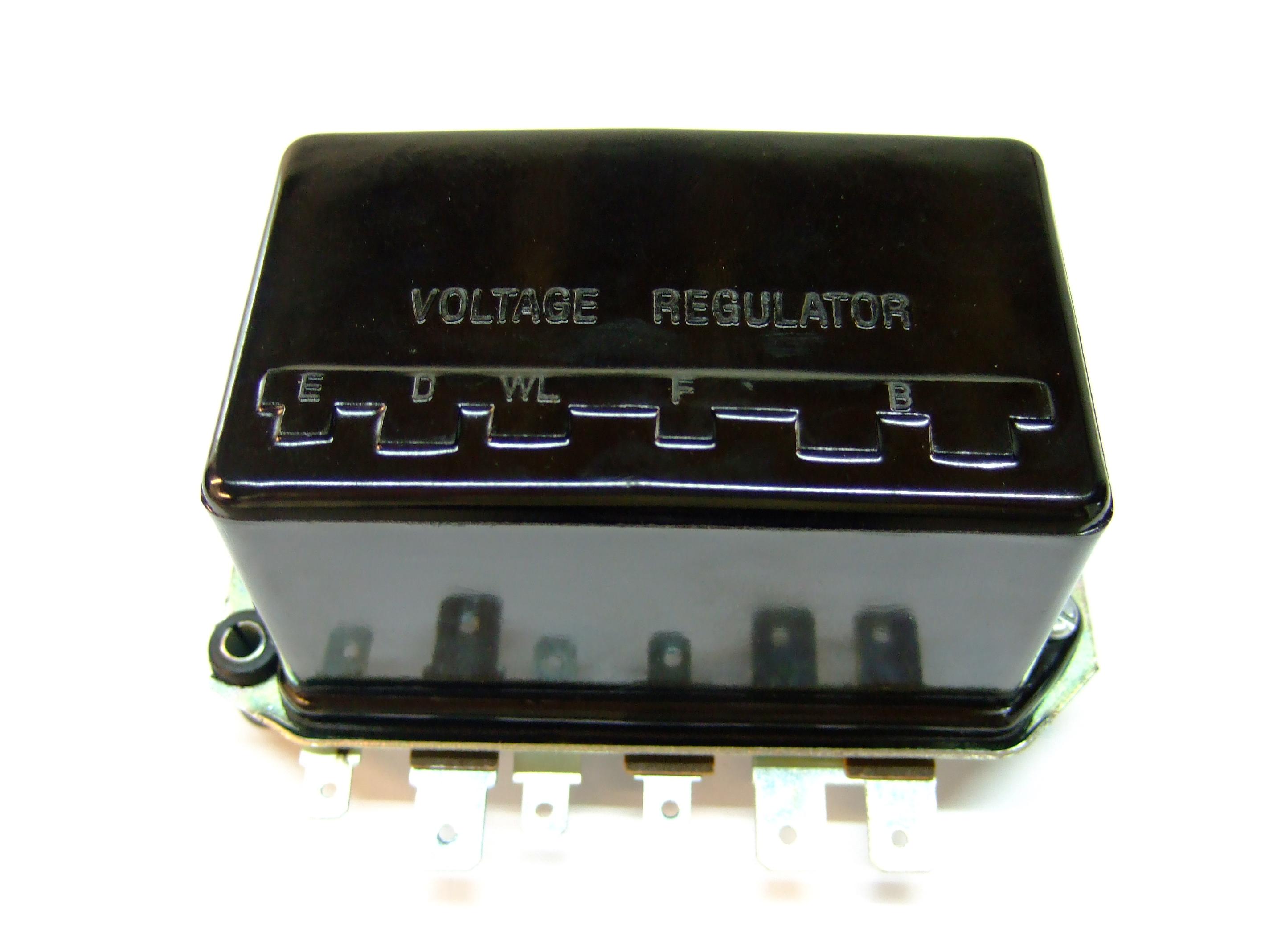 Voltage Regulator (control box)