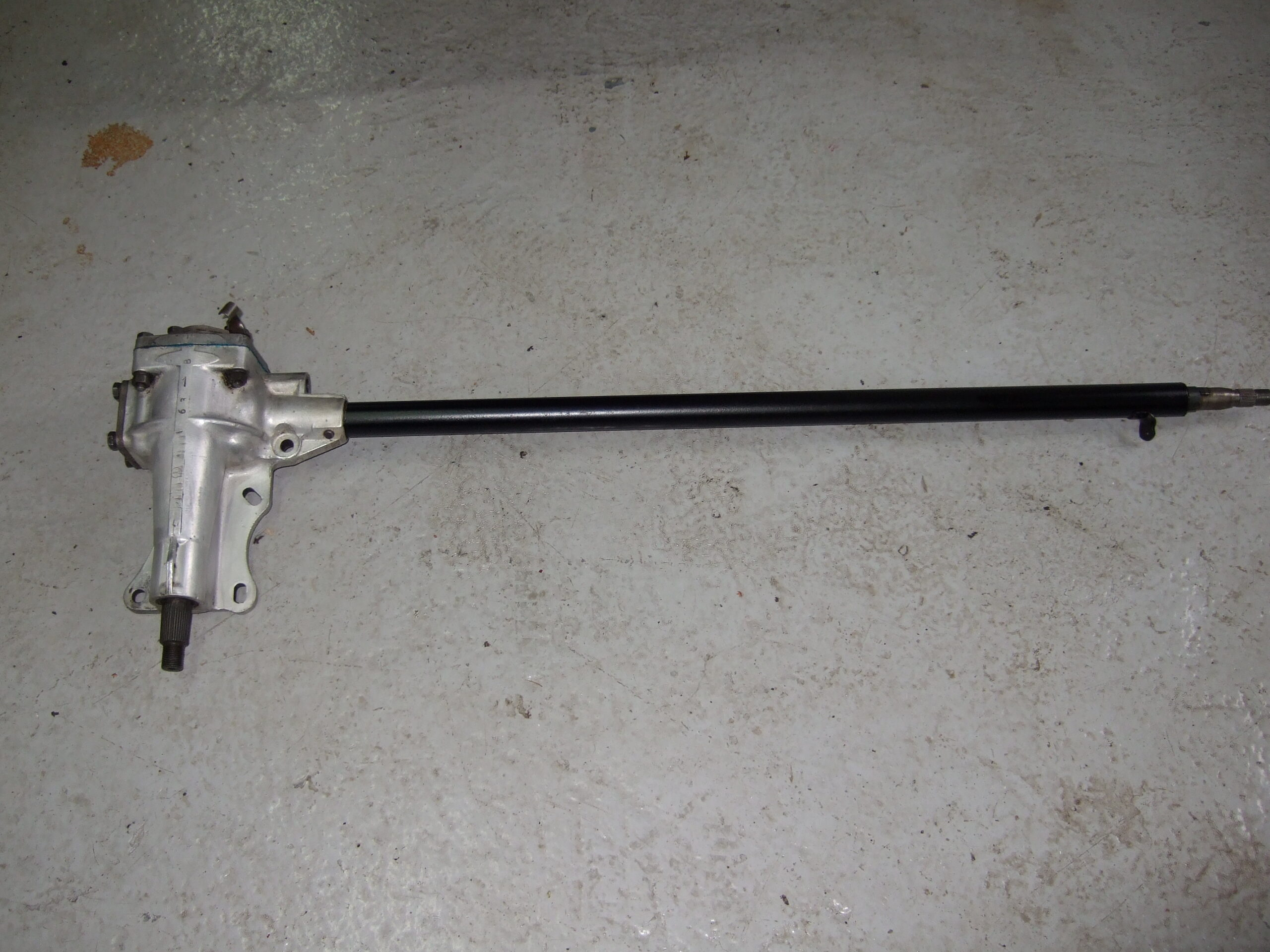 Steering box – refurbished