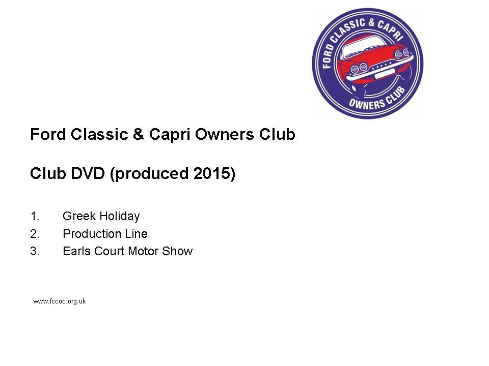 Club DVD