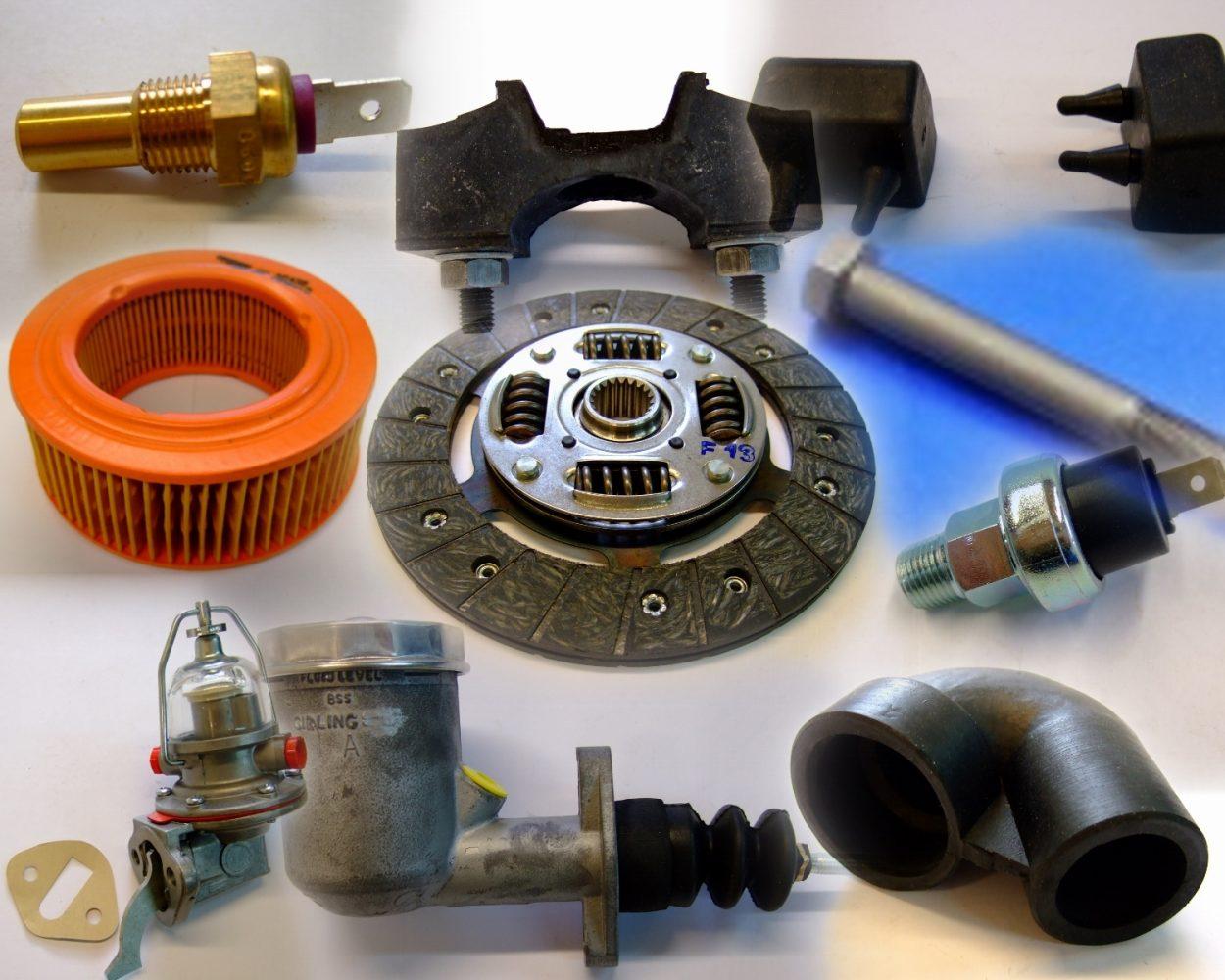 Other Used Parts