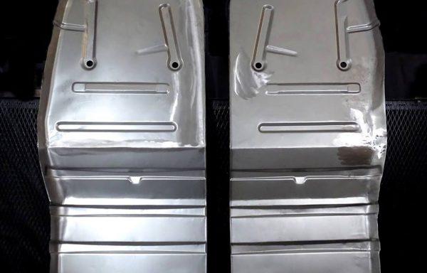 Floor pans