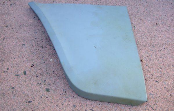 Front wing lower panel repair panel