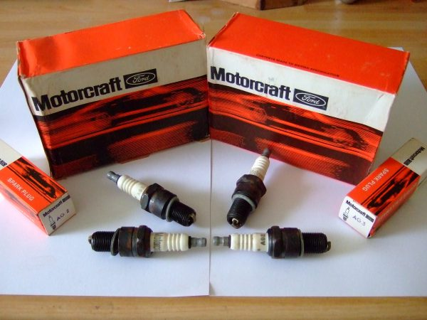 Spark Plugs – Original Motorcraft