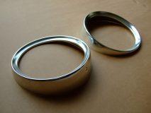 Headlight Rims (pair)